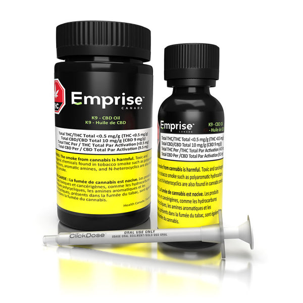 Emprise - K9 CBD Oil - 30ml