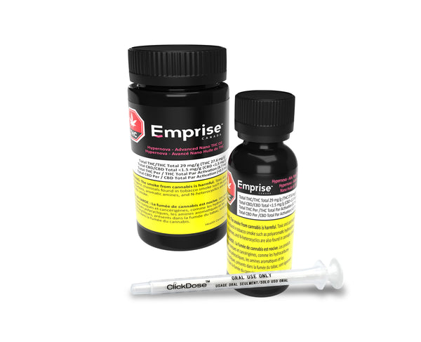 Emprise - Hypernova Advanced Nano THC Drops - 15ml - 1