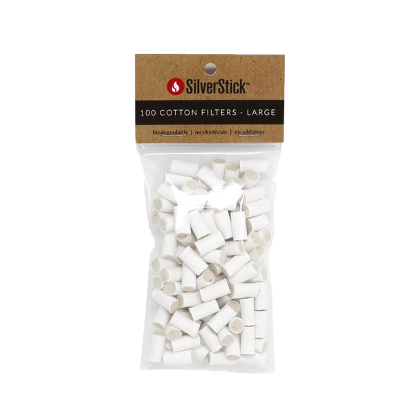 SilverStick - Replacement Filters Bag of 100 - Default Title - 0