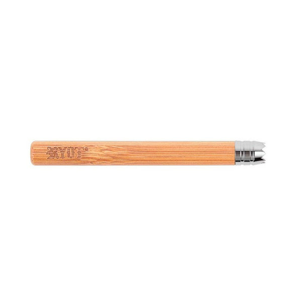 RYOT® - Digger Tip Wooden One Hitter - Bamboo - 3