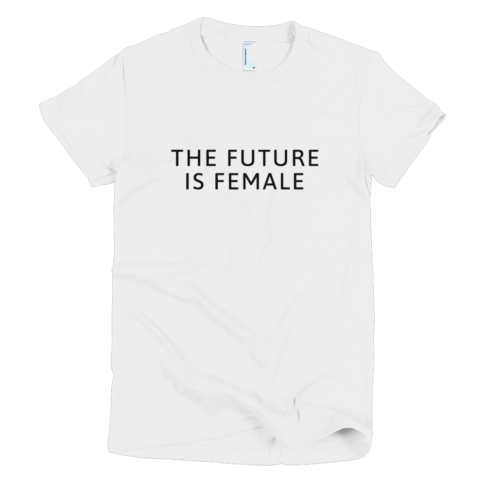 The Future is Female (Slim Fit T-Shirt)