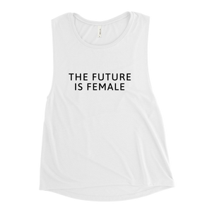 Future is Female Tank Top
