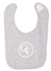 QUAKER VALLEY COTTON JERSEY BABY BIB