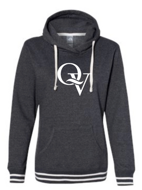 QUAKER VALLEY LADIES RELAY HOODED SWEATSHIRT