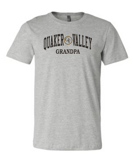 QUAKER VALLEY FAMILY SHORT SLEEVE T-SHIRT - GRANDPA