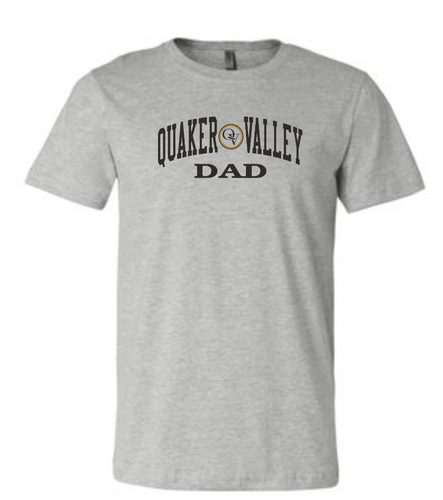 QUAKER VALLEY FAMILY SHORT SLEEVE T-SHIRT - DAD