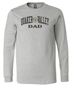 QUAKER VALLEY FAMILY ADULT LONG SLEEVE TEE - DAD