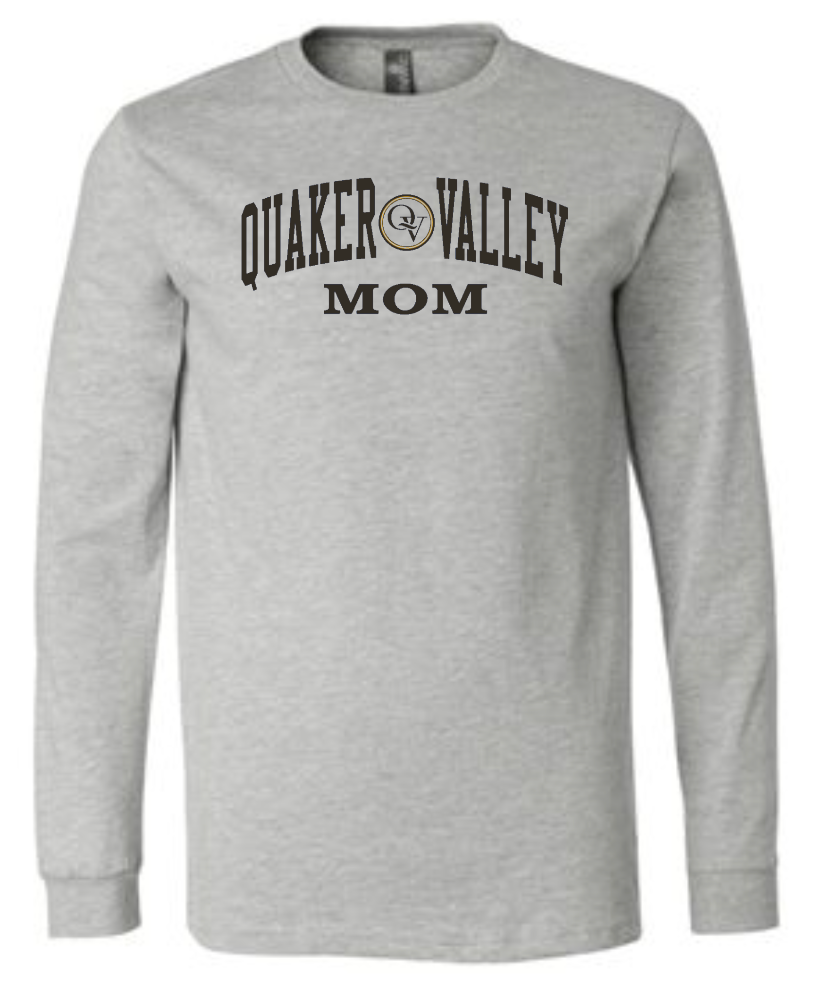 QUAKER VALLEY FAMILY ADULT LONG SLEEVE TEE - MOM