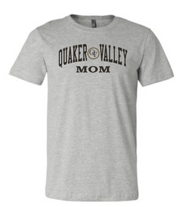 QUAKER VALLEY FAMILY SHORT SLEEVE T-SHIRT - MOM