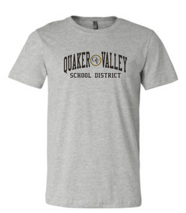 QUAKER VALLEY SCHOOL DISTRICT SHORT SLEEVE T-SHIRT