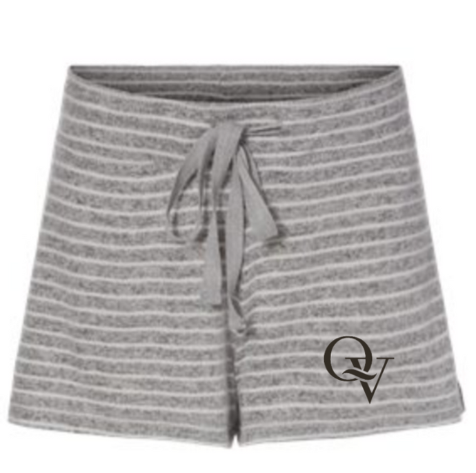 QUAKER VALLEY LADIES CUDDLE FLEECE SHORTS
