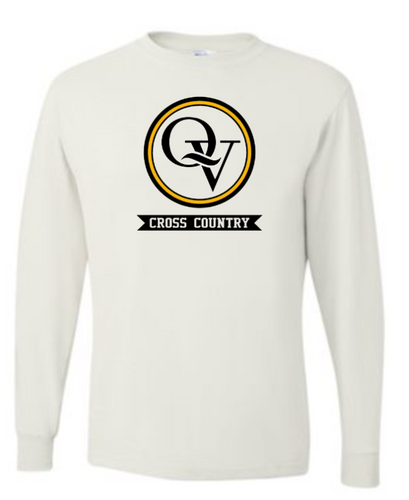 QUAKER VALLEY CROSS COUNTRY QVHS OFFICIAL TEAM LONGSLEEVE