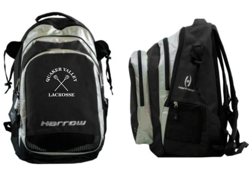 QVMS GIRLS LACROSSE HARROW ELITE BACKPACK - OFFICIAL 2021 FUNDRAISER ITEM