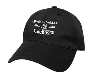 HIGH SCHOOL QVGL - 2021 FUNDRAISER- LEGACY BRAND ADULT SIZE RELAXED TWILL HAT