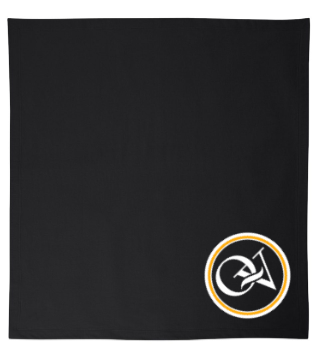 QUAKER VALLEY STADIUM FLEECE BLANKET