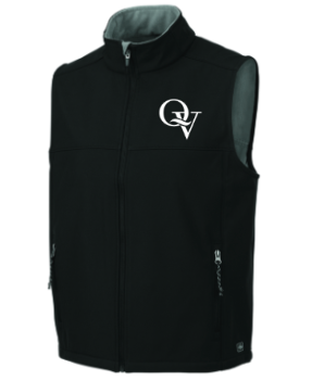 QUAKER VALLEY MEN'S CLASSIC SOFT SHELL VEST