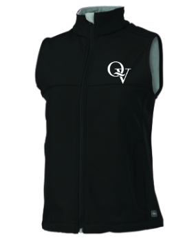 QUAKER VALLEY WOMEN'S CLASSIC SOFT SHELL VEST