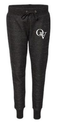 QUAKER VALLEY LADIES FLEECE JOGGERS