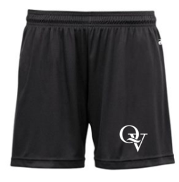 QUAKER VALLEY GIRL'S B-CORE SHORTS