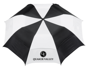 "QUAKER VALLEY 58"" VENTED GOLF UMBRELLA"