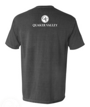 Load image into Gallery viewer, QUAKER VALLEY SHORT SLEEVE GARMENT-DYED HEAVYWEIGHT POCKET TEE