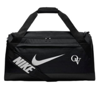 QUAKER VALLEY CUSTOM NIKE MEDIUM BRASILIA DUFFLE
