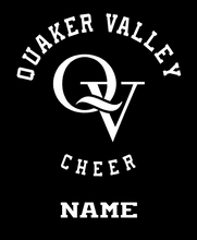 Load image into Gallery viewer, QUAKER VALLEY CHEER 3-IN-1 JACKET