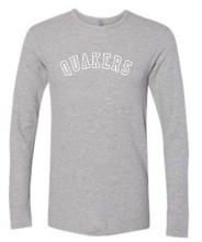 Load image into Gallery viewer, QUAKER VALLEY ADULT THERMAL LONG SLEEVE TEE - GREY OR CHARCOAL