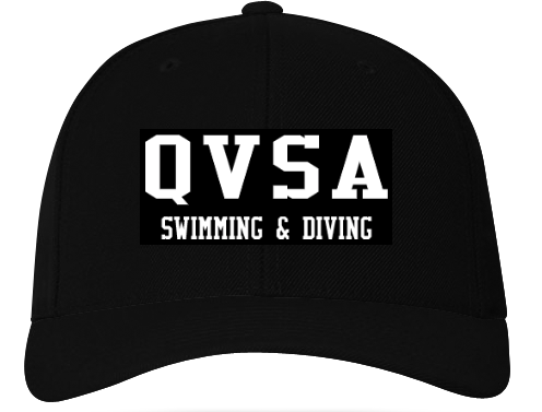 QVSA SWIMMING & DIVING: BRUSHED COTTON TWILL HAT