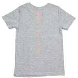 Kids Grey T-shirt, WIZARD