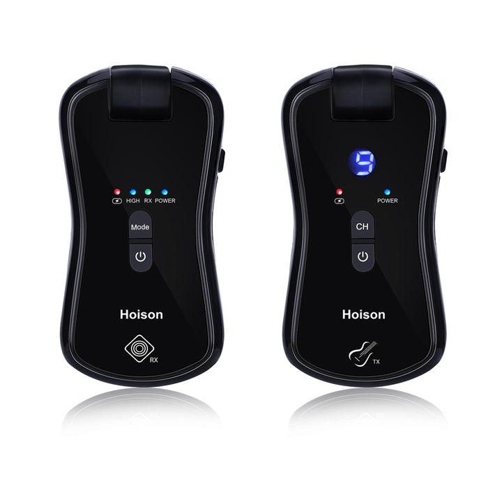 Hoison Music S8 Wireless Audio Wireless System(High gain mode& Low gain mode)