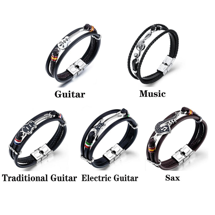 Unique Bracelet Limited Edition(Traditional Guitar)