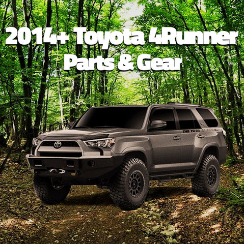 2014+ Toyota 4Runner Parts & Accessories
