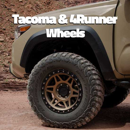 Toyota Tacoma & 4Runner Wheels