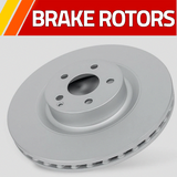 2016+ Toyota Tacoma Brake Rotors