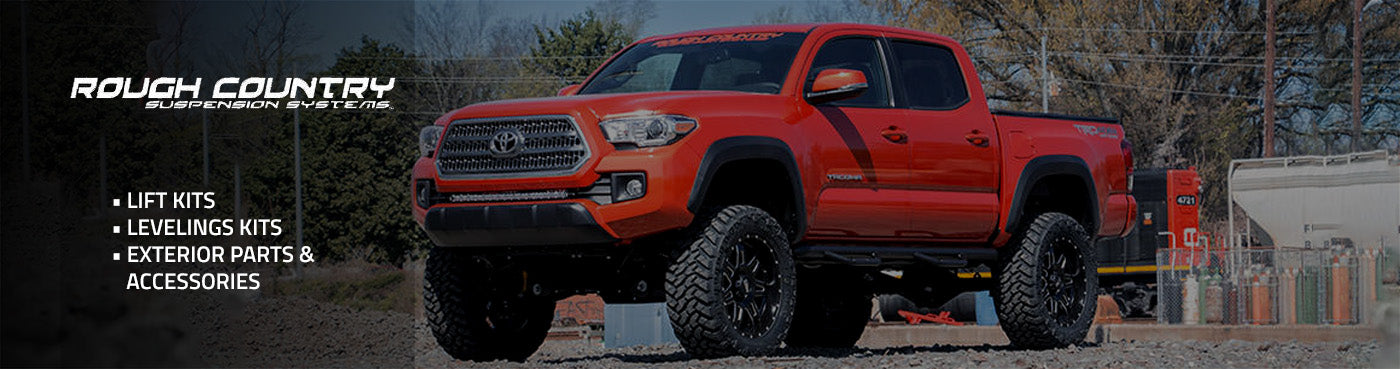 Toyota Rough Country