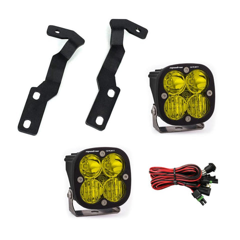 5th Gen 4Runner Low Profile Ditch Light Kit - 2010+ Toyota 4Runner - TheYotaGarage
