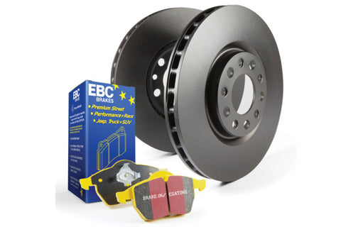 EBC S13 Kits Yellowstuff and RK Rotors - TheYotaGarage