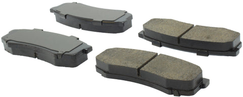 StopTech Posi-Quiet Ceramic Rear Brake Pads 2014+ Toyota 4Runner (105.06060) - TheYotaGarage