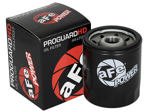 aFe Power Pro GUARD HD Oil Filter 2016+ Toyota Tacoma 4cyl  (44-LF037) - TheYotaGarage
