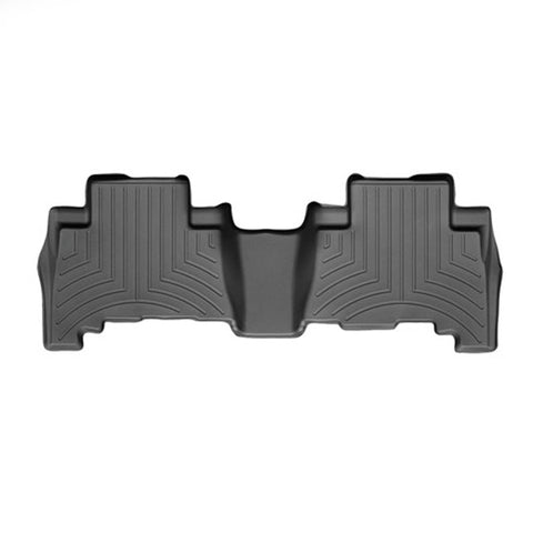 WeatherTech Rear DigitalFit FloorLiner | Black - 2014+ Toyota 4Runner - TheYotaGarage