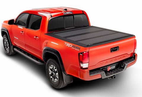 BAK Industries BAKFlip MX4 Truck Bed Cover 2016+ Toyota Tacoma - TheYotaGarage