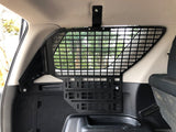 Cali Raised Interior Rear Molle Panel - 2010-2021 Toyota 4Runner - TheYotaGarage