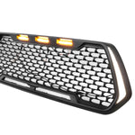Venom Style Grille w/3 LED Lights and Vertical Indicator - 2016+ Toyota Tacoma - TheYotaGarage