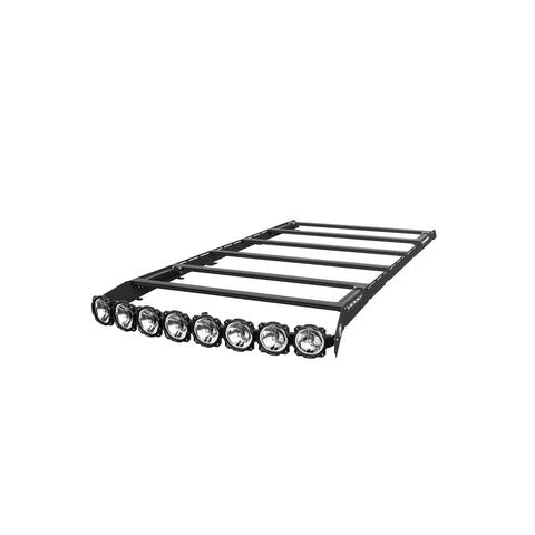 "KC HiLiTES 50"" Gravity LED PR06 Roof Rack - 2010+ Toyota 4Runner (92192) - TheYotaGarage"