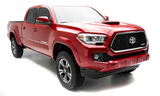T-Rex Black Billet Grille w/Logo Recess - 2016+ Toyota Tacoma (6219411) - TheYotaGarage