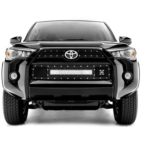 "T-Rex TORCH Series 20"" LED Light Bar Grille - 2014+ Toyota 4Runner (6319491) - TheYotaGarage"