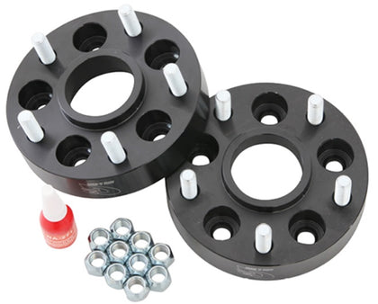 "G2 Billet 1.25"" Wheel Spacers 2014+ Toyota 4Runner and 2016+ Toyota Tacoma (93-83-125T) - TheYotaGarage"