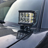 Cali Raised Low Profile Ditch Light Combo - 2005-2015 Toyota Tacoma - TheYotaGarage