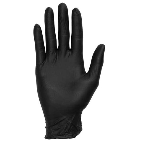 HLOX Black Disposable Mechanics Gloves - Large - TheYotaGarage